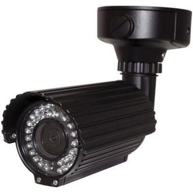 HD-SDI 1080p Outdoor IR Bullet Camera w/ 2.8-12mm AVF Lens & 80 IR LEDs