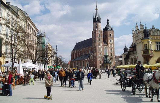 Mariakirken Krakow