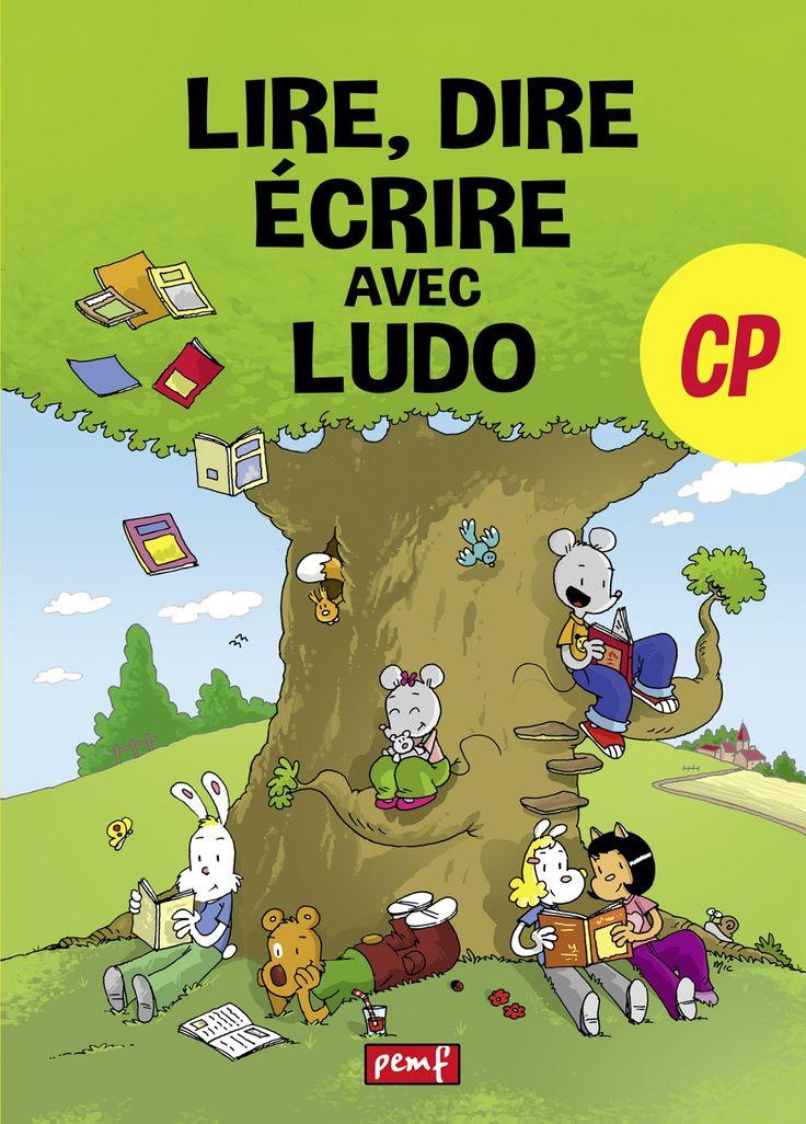 En classe avec Ludo: méthode de lecture (le matériel)