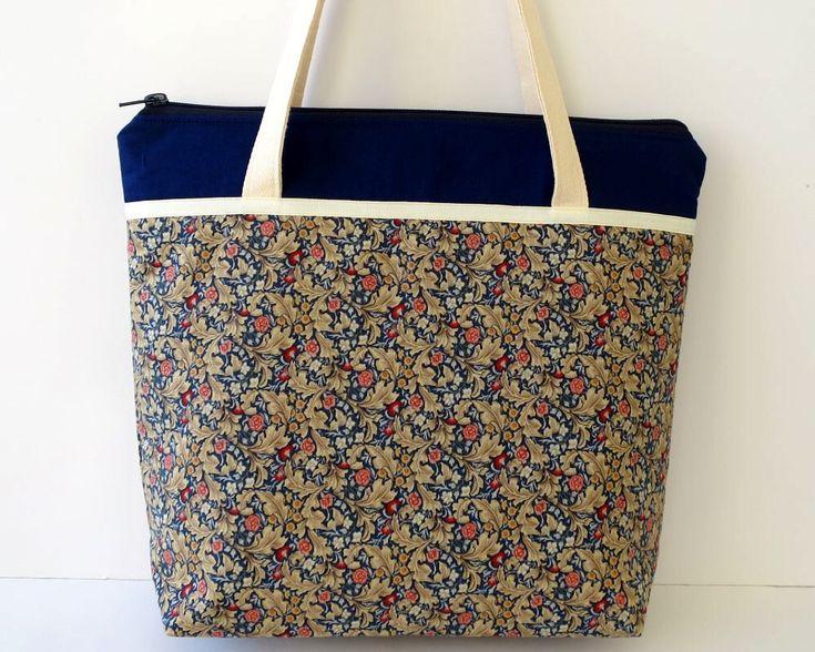 Ladies Handbag, Shoulder Bag, Navy Floral Bag, Mothers Day Gift, Gift for Mother, Floral Handbags, Handbags with Pockets, Elegant Handbags by RachelMadeBoutique on Etsy https://www.etsy.com/au/listing/578325694/ladies-handbag-shoulder-bag-navy-floral