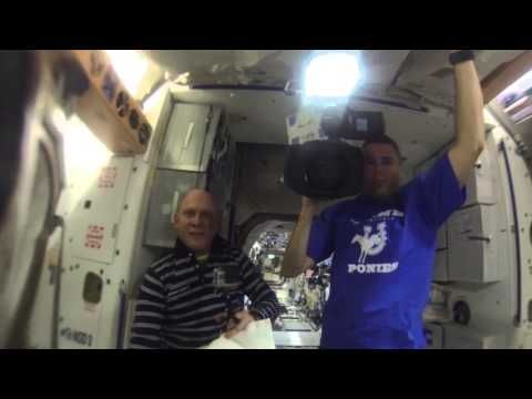 astronauts in space blowing nose - photo #14