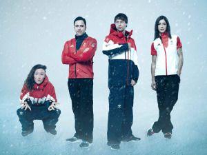 http://wp.me/p44N8G-3p Sotchi 2014, un défilé haut en couleurs. Les tenues officielles des Jeux Olympiques. Grande-Bretagne