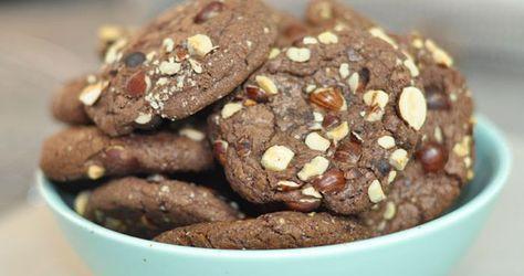 Cookies de Noël au Nutella