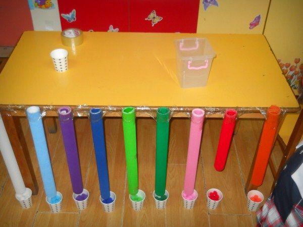 Okul öncesi eğitim : MİNİ GÜNCE: Renkler