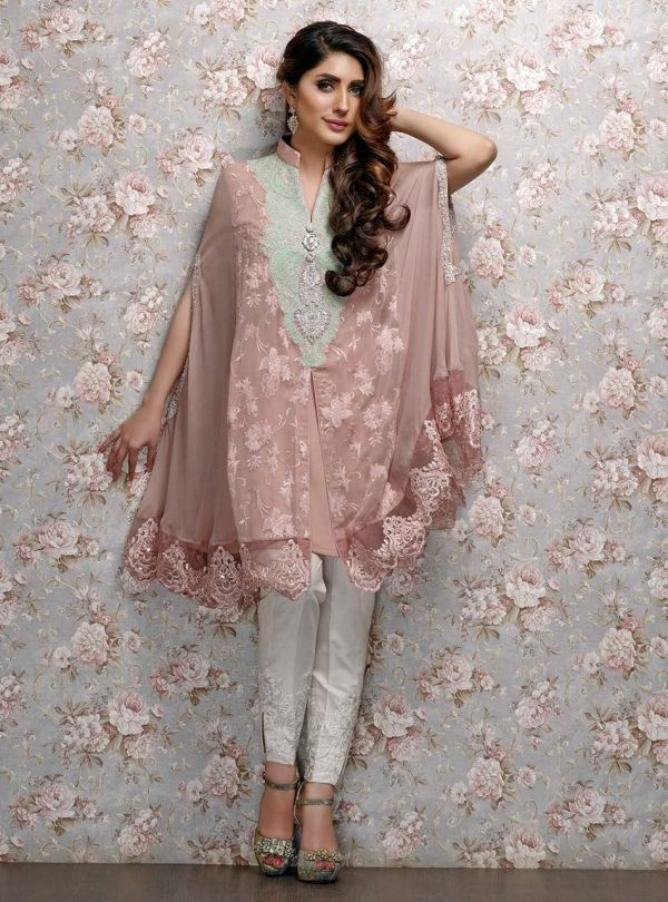 ... Casual Dresses 2016 #Zainab Chottani #New Collection #ZainabChottani