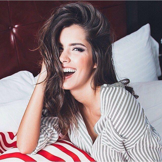 Paulina Vega está feliz porque Donald Trump ya no es su jefe - Zeleb.com.co
