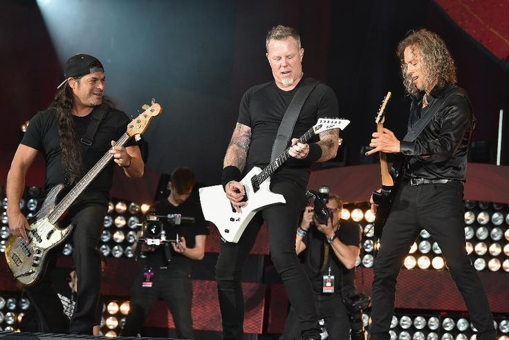 Metallica Begins Their Latest Album At No. 1 With A Huge First Week