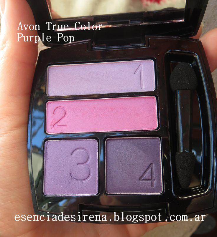 Avon Purple Pop
