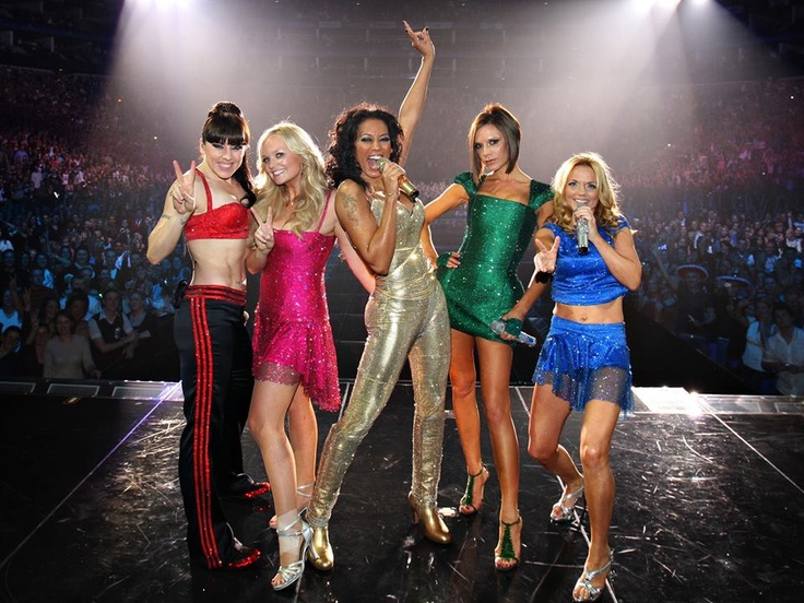Spice Girls (now)