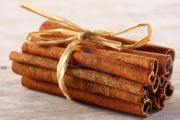 Cinnamon Sticks | 12 Good Luck Charms You Might Already Have In Your House