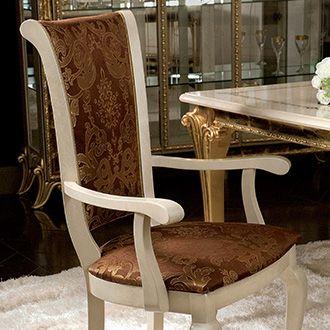 Raffaello Rollection Dining Room, Chair www.arredoclassic.com/dining-room/chairs-raffaello