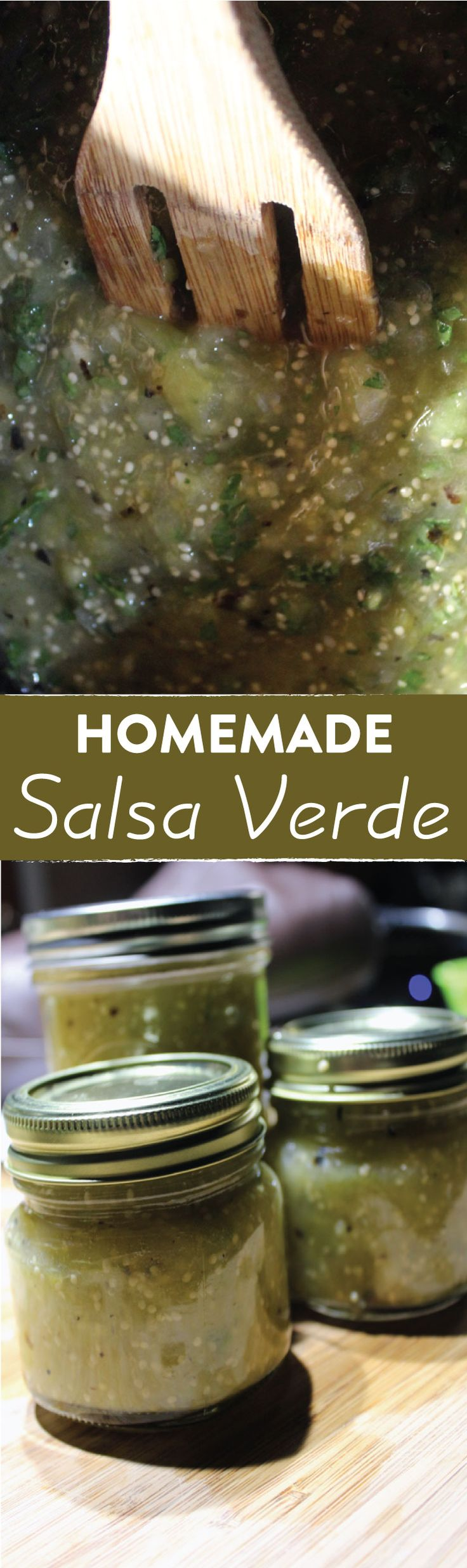 This is by far my favorite salsa, and that's coming from someone who LOVES salsa. This Roasted Spicy Tomatillo Salsa Verde Recipe is smoky, spicy, sweet, bright, and complex, and good on chips, pork, chicken, and in chicken chili. The fact that it only has five ingredients and can be made in roughly 20 minutes.