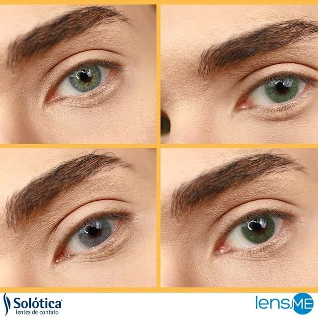 Which Color From The New Solotica Hidrocor Collection Is Your Favorite Make Sure To Tag Us Len Contact Lenses Colored Colored Contacts Green Colored Contacts