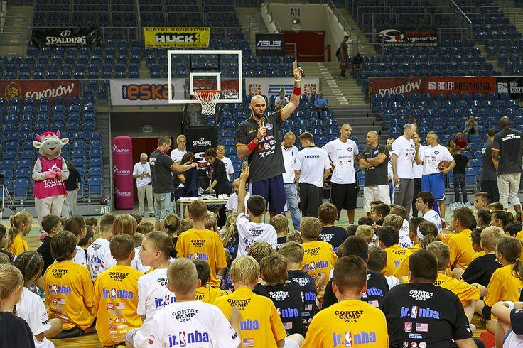 Camp 2014 Kraków Arena