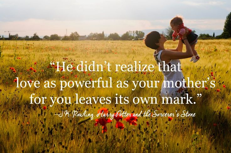 """Mothers were the only ones you could depend on to tell the whole, unvarnished truth."""