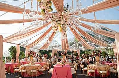 """One Night in Paris"" French themed wedding. Love the clear tent with swags and the chandeliers.Night In Paris Wedding Theme, Crystal Chandeliers, French Theme, Tents Drapes, Draping Tents Chandeliers, Crystals Chandeliers, French Wedding, Themed Weddings, Paris Theme Wedding Reception"