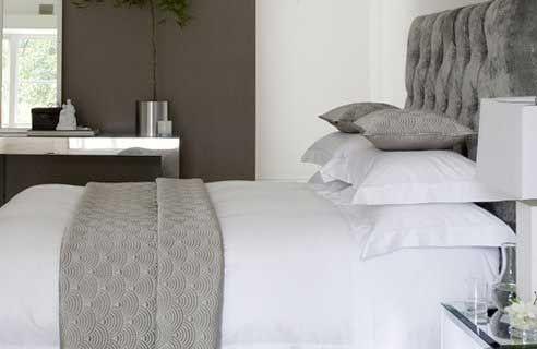 Fascinating Hotel-Style Bedroom Design Ideas Contemporary Gray Hotel Bedroom Design Ideas – Interior Design