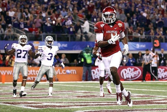 Arkansas Razorbacks Football News   Arkansas Football: Razorbacks Scramble for Experienced Wide Receivers ...