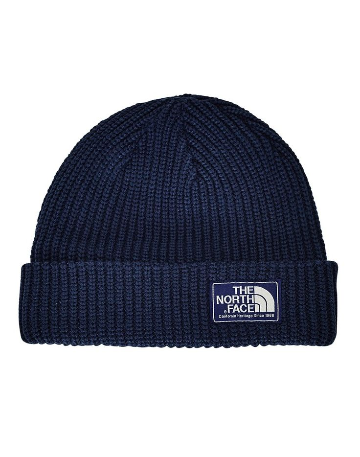 New In | The North Face Salty Dog Beanie in Navy | Shop all men's clothing and accessories at The Idle Man
