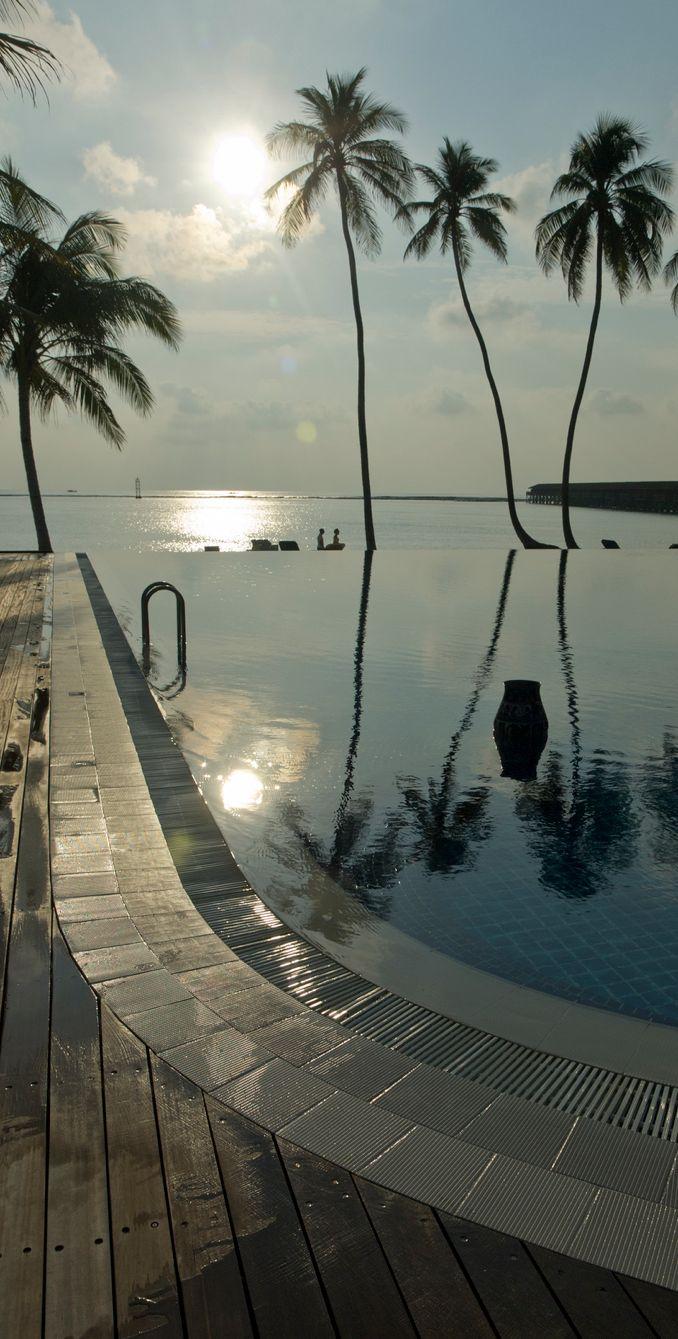 Meeru Infinity Pool...Maldives | LOLO