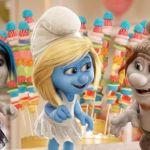 """La magia de la animación de los """"Smurfs 2"""" (Los Pitufos 2).    Excelente opción de cine en familia."""