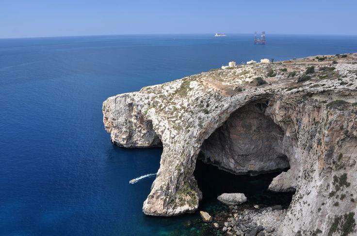 Blue Grotto #Malta / seguici su www.cocoontravel.uk