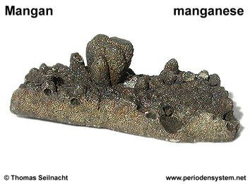 Periodensystem: Mangan