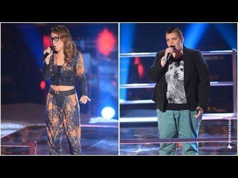 Elly Oh Vs Jess Berney: O Mio Babbino Caro | The Voice Australia 2014