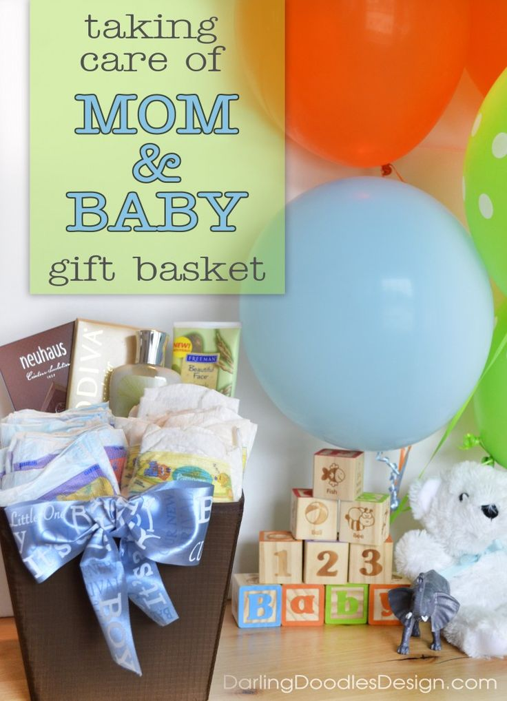 Mother And Baby Gift Hamper : Best images about baby shower ideas on