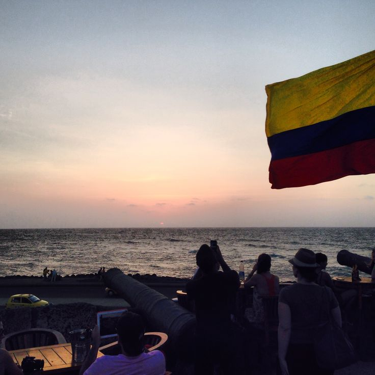 Cafe del Mar - Cartagena -Colombia