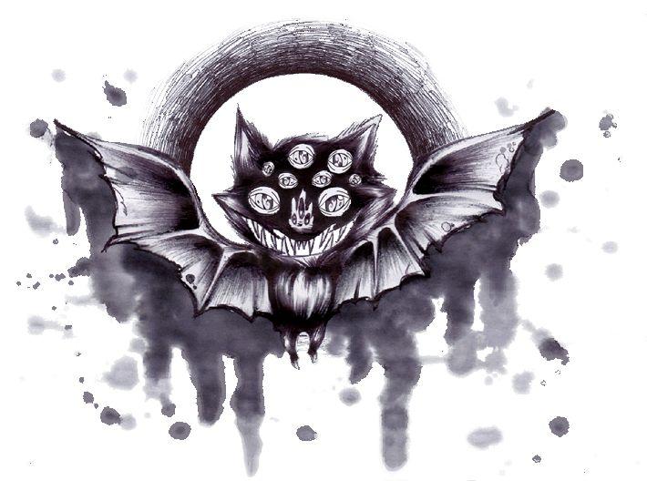 Significato Tatuaggio Pipistrello Wobba-Jack Tattoo Art