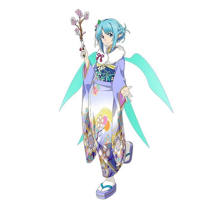 1238 Best Images About Sword Art Online On Pinterest