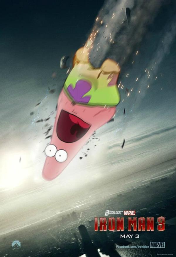 Spongebob nude jerking off foster nuder big