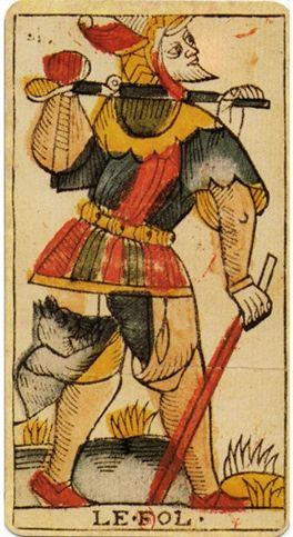 Significado da carta O Louco no #tarot