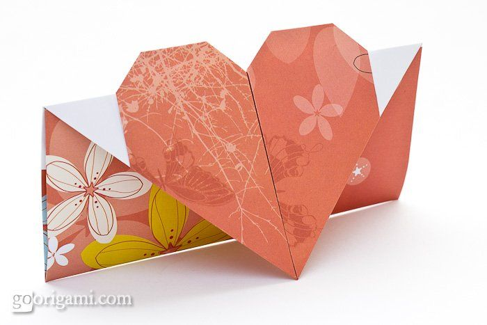 valentine crafts ideas best 25 envelope ideas on origami 3167
