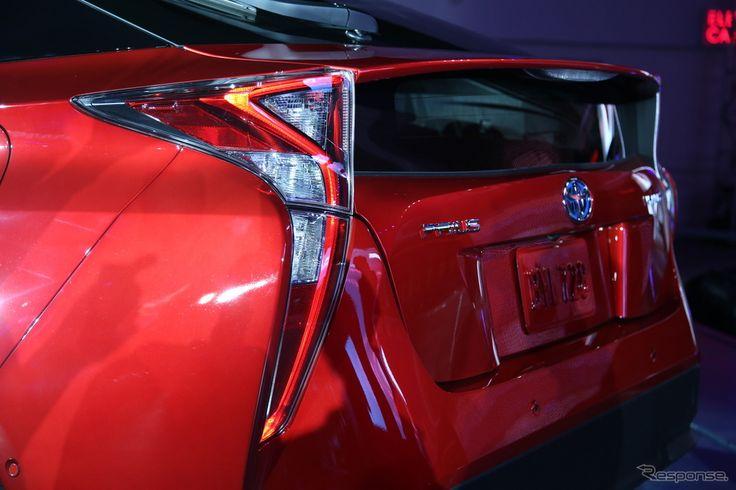 トヨタ プリウス 新型