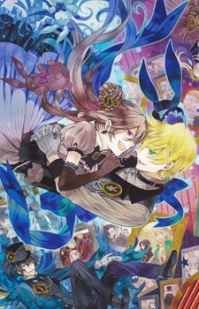Pandora Hearts - Oz & Alice