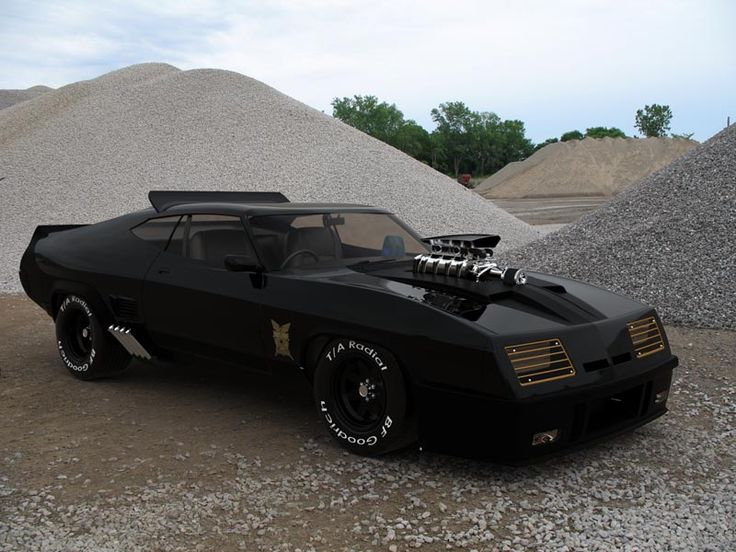 Mad Max Police Interceptor | Favorite q View Full Size