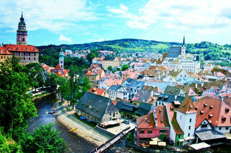Cesky Krumlov, a dél-csehországi meseváros | Földlakó