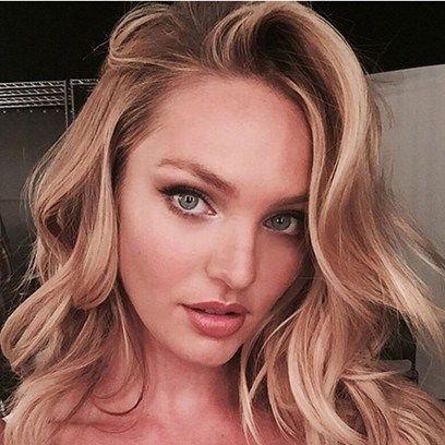 Candice Swanepoel's Selfie Tips