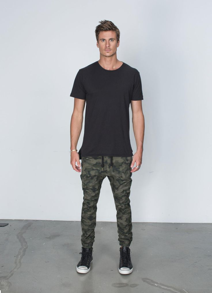 DESIGNER'S NOTES: The Sureshot chino is a signature ...
