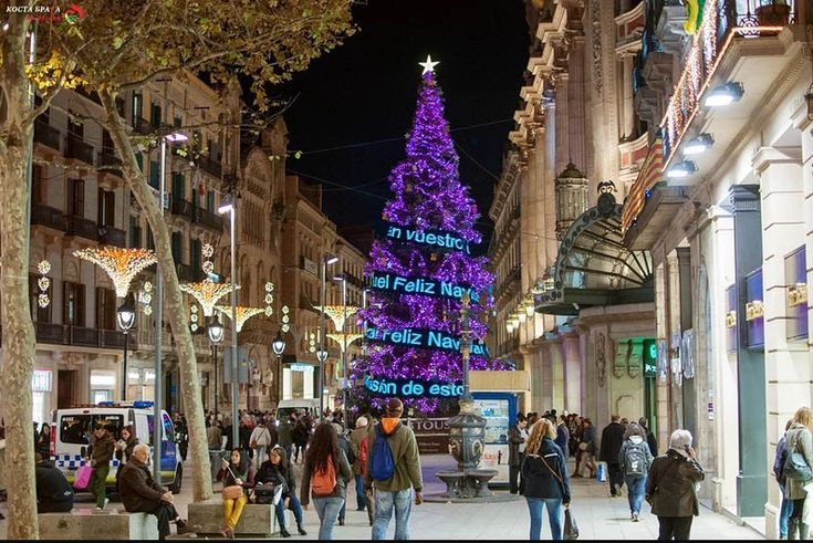 Дешевые авиабилеты в Барселону на Новый год! От 9669 рублей на рейс из Москвы и обратно. Стоимость багажа 20 кг включена!