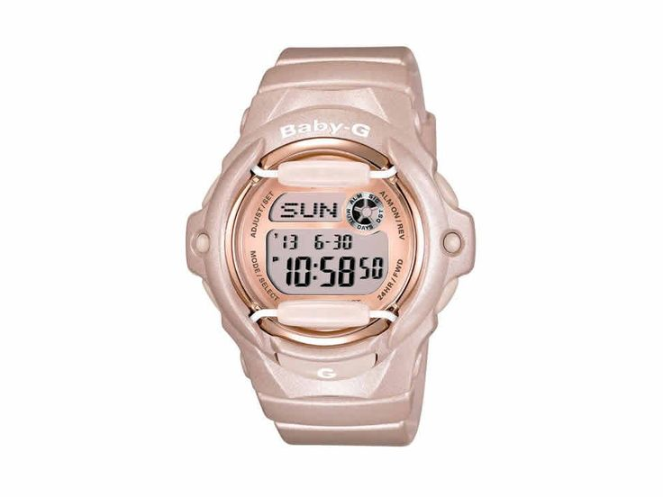 Casio Baby-G BG-169G-4CR Reloj para Dama Color Rosa