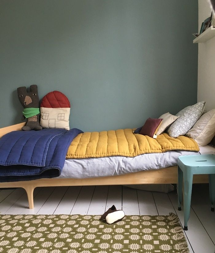 Camomile London and The Warmest Winter http://petitandsmall.com/camomile-london-bedding-pyjamas-slippers/