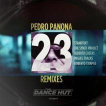 The Dance Hut is proud to present this epic remix album, an extended universe on 23, the second Pedro Panona EP. Our resident producers do a fantastic job reimagining All Fresh, Depris & 23 Stuff, and the result is not only a superb collection of DJ secret weapons, but an album worth enjoying by all electronic music lovers. From the catchy electronics by Standtuff to the experimental techno works by Roberto Txiapas, the hypnotic remixes by Alberto Costas and The Synth Project....