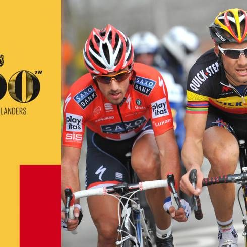 #TomBoonen & #FabianCancellara: the greatest Classics rivalry ever? Procycling magazine dissects their parallel careers!