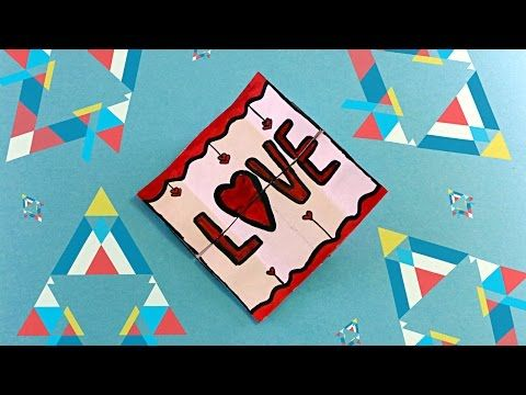 DIY - ENDLESS CARD/NEVER ENDING CARD - TUTORIAL This tutorial video on how to make a endless card (never ending card). Handmade greeting card making ideas. Diy cards.