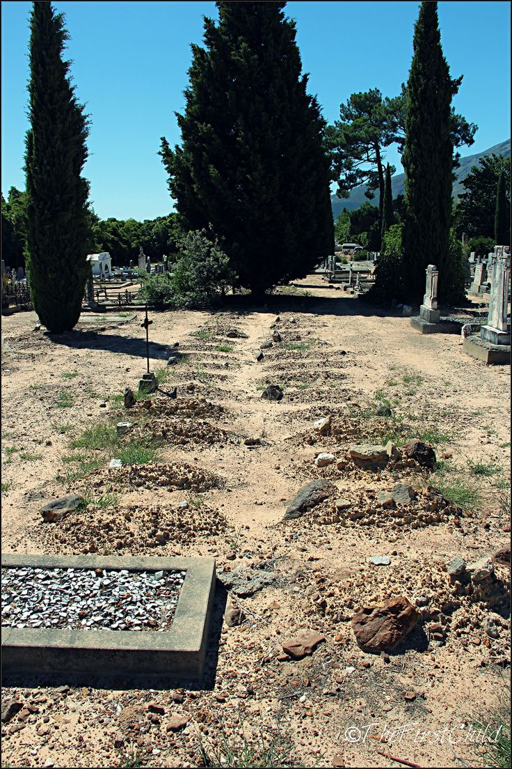 Child Cemetery (Nameless)   Franschhoek   Copyright of ©TheFirstChild Photograph