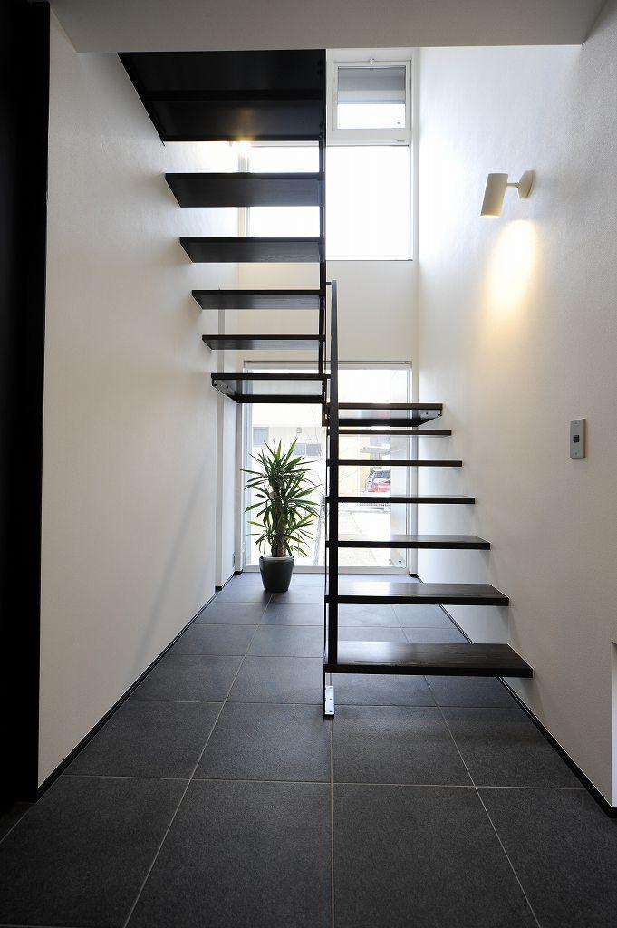 廊下・階段|施工例|マキハウス: 福岡の注文住宅・戸建分譲・リノベーション