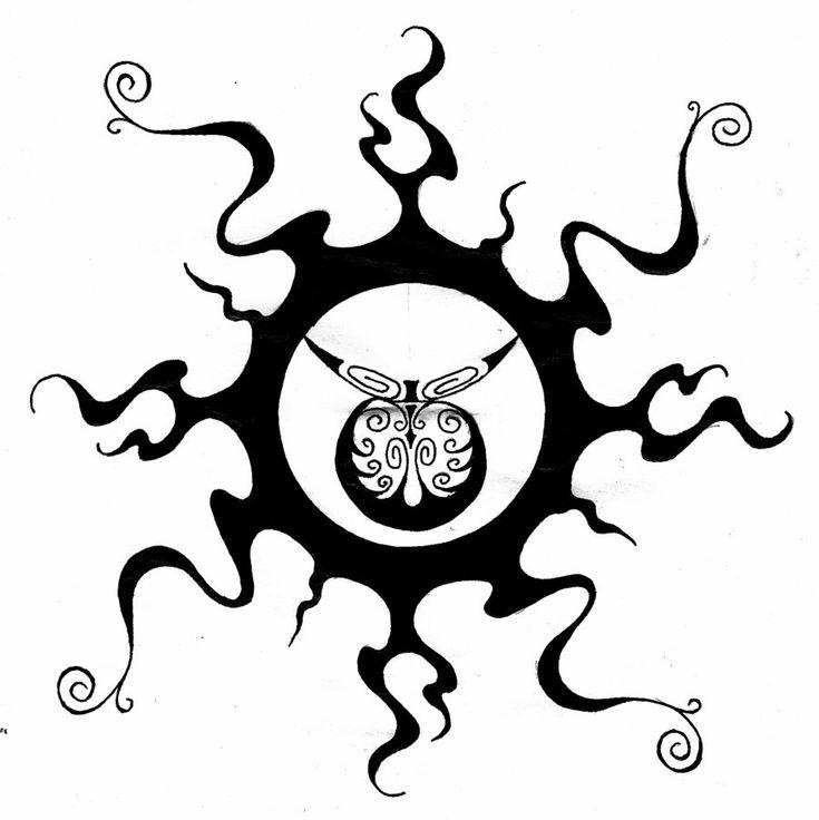 Inner Strength Symbol Tattoos